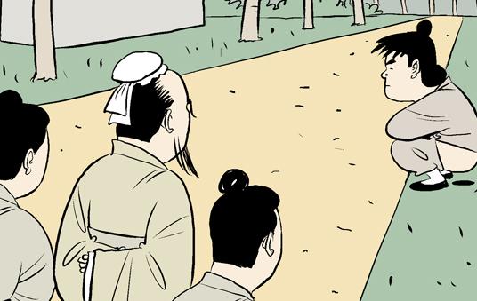 Ba cha con (bộ mới) phần 54: Đi bậy giữa đường