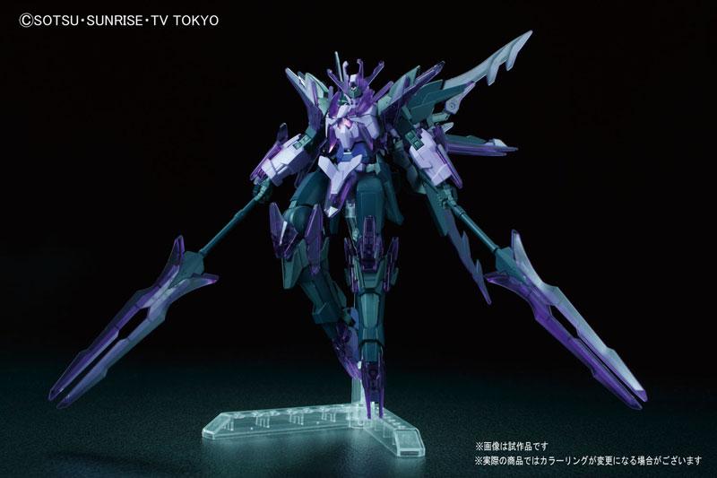 Transient Gundam Glacier Release Date: November 2016
