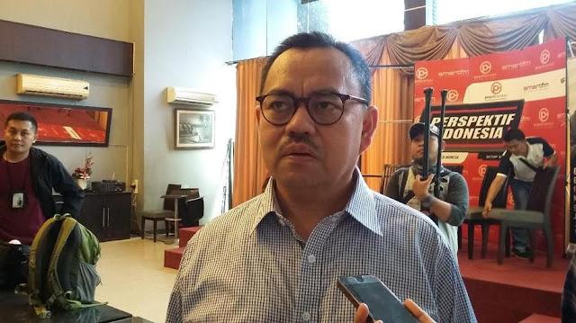 Kubu Sudirman Said Incar Kursi Wakil Gubernur DKI Jakarta