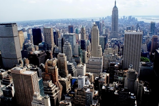 7. Rockefeller Center - New York City, New York, United States - 12 Breathtaking Views From The World's Coolest Towers