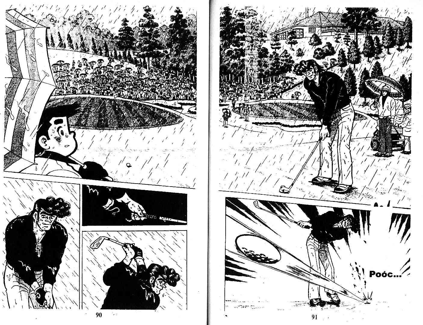 Ashita Tenki ni Naare chapter 27 trang 44