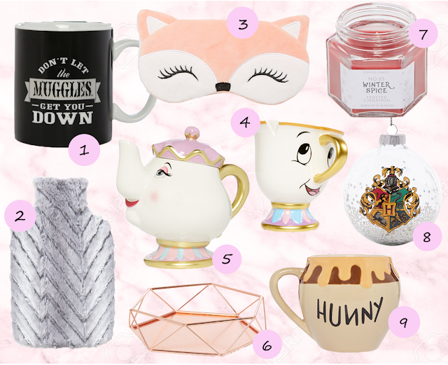 Cozy Autumnal Primark Home Wishlist