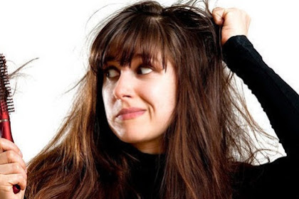 Rambut Anda Tipis? Lakukan Cara Ini Agar Rambut Kembali Tebal