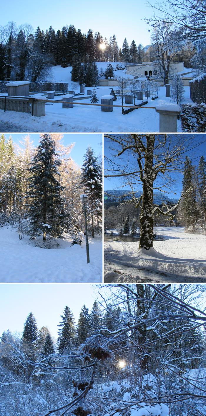 Palacio de Linderhof, Guía de viaje de Munich, Bavaria, Alemania, Narnia