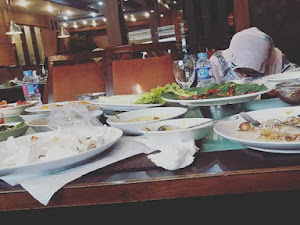 Restoran Padang Pagi Sore