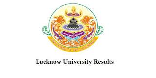 University of Lucknow Result 2018 – 2019 LU BA B.sc B.com Exam Results 2018