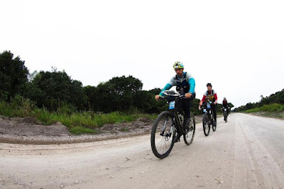 Estão abertas as inscrições para o Haka Race – competição de aventura - etapa Ilha Comprida, inclusive para iniciantes