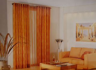 elección de cortinas casa