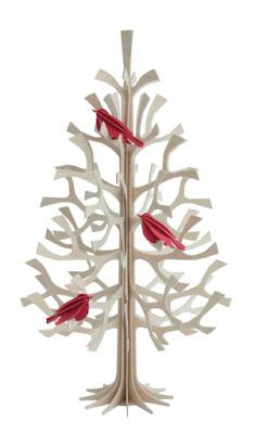 Suunnittelija Anne paso, Lovi.fi, Kuusi 30cm, linnut,