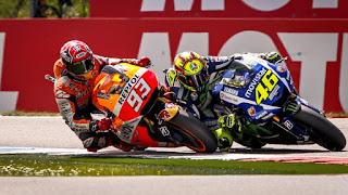 Marc Marquez Membuat Sejumlah Drama Kontroversi Pada Balapan Seri Kedua MotoGP 2018