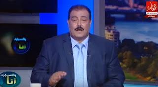انا والمسؤول مع رمضان حبيب حلقة الاحد 23-7-2017