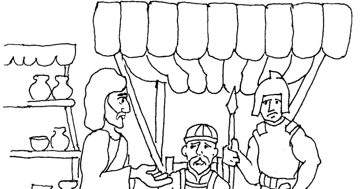 Coloring Pages for Kids by Mr. Adron: Printable Coloring