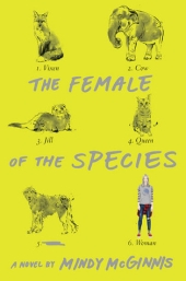 Realistic fiction books - The Female of the Species