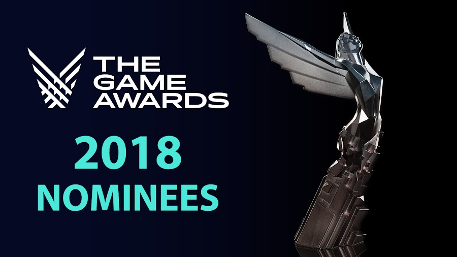 the game awards 2018 nominees revealed