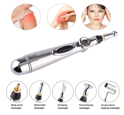 How To Use Acupuncture Pen