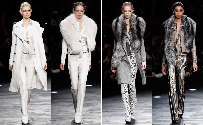 Milan Fashion week fall 2014 rtw Roberto Cavalli