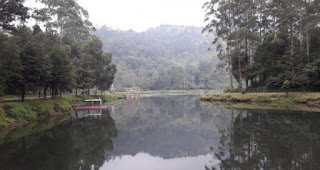 Situ Cisanti Bandung