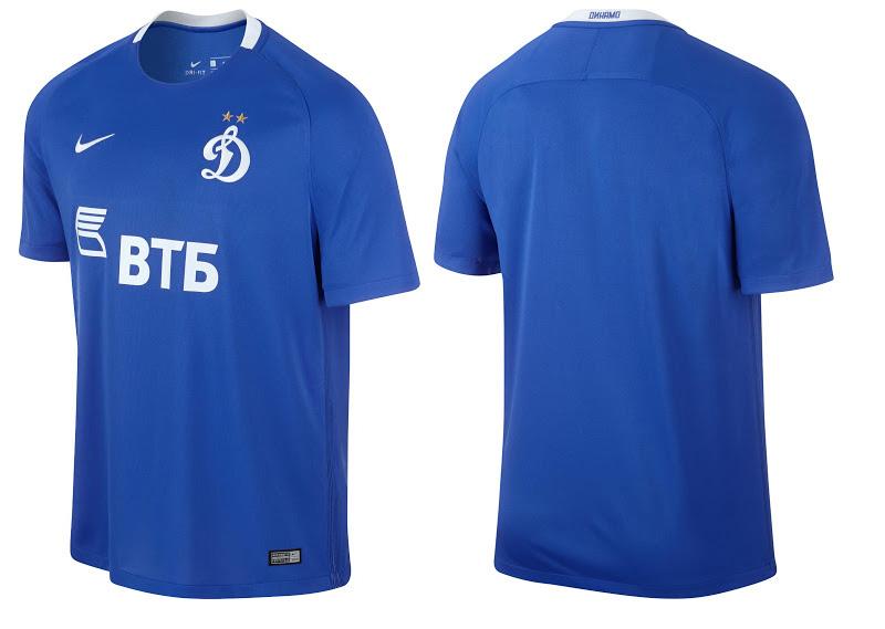 5ef79889cabd1 A camisa principal do Dynamo Moscou vem completamente azul