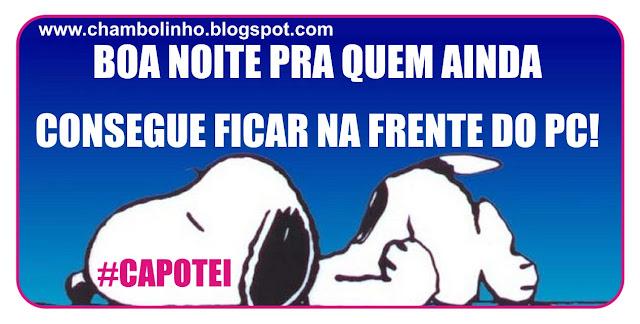Chambolinho Recadinho De Boa Noite Pra Facebook: Recado De Boa Noite Pra Facebbok Com Snoopy