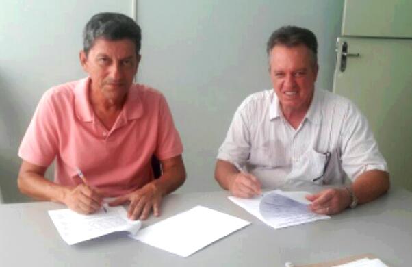 Apae de Registro-SP assina contrato para reformas