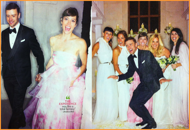 Justin Timberlake Wedding.Justin Timberlake And Jessica Biel Wedding Pictures
