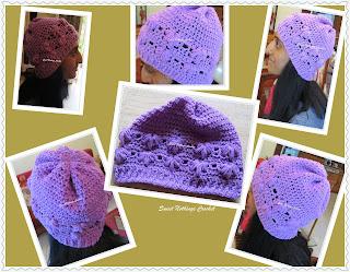 free crochet beanie pattern, free crochet ladies beanie