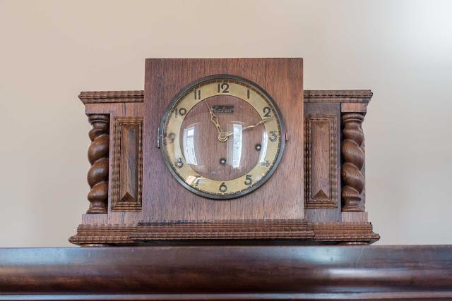 O relógio do prefeito