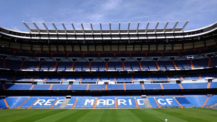 【馬德里】皇馬球迷的聖殿