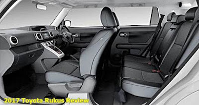 2017 Toyota Rukus Review