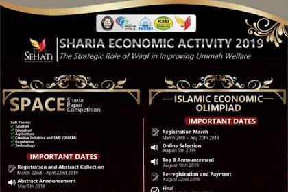 Olimpiade Islamic Economic Sharia 10 Nasional Mahasiswa 2019 Undip