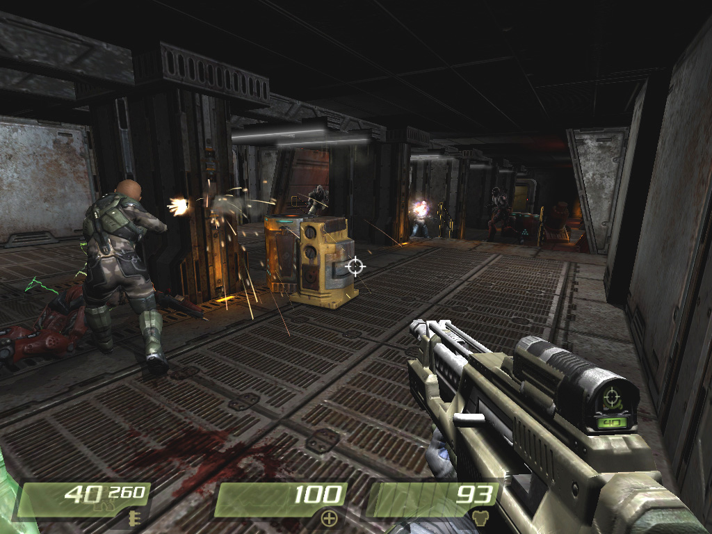 telecharger quake 4 pc telecharger jeux pc gratuit