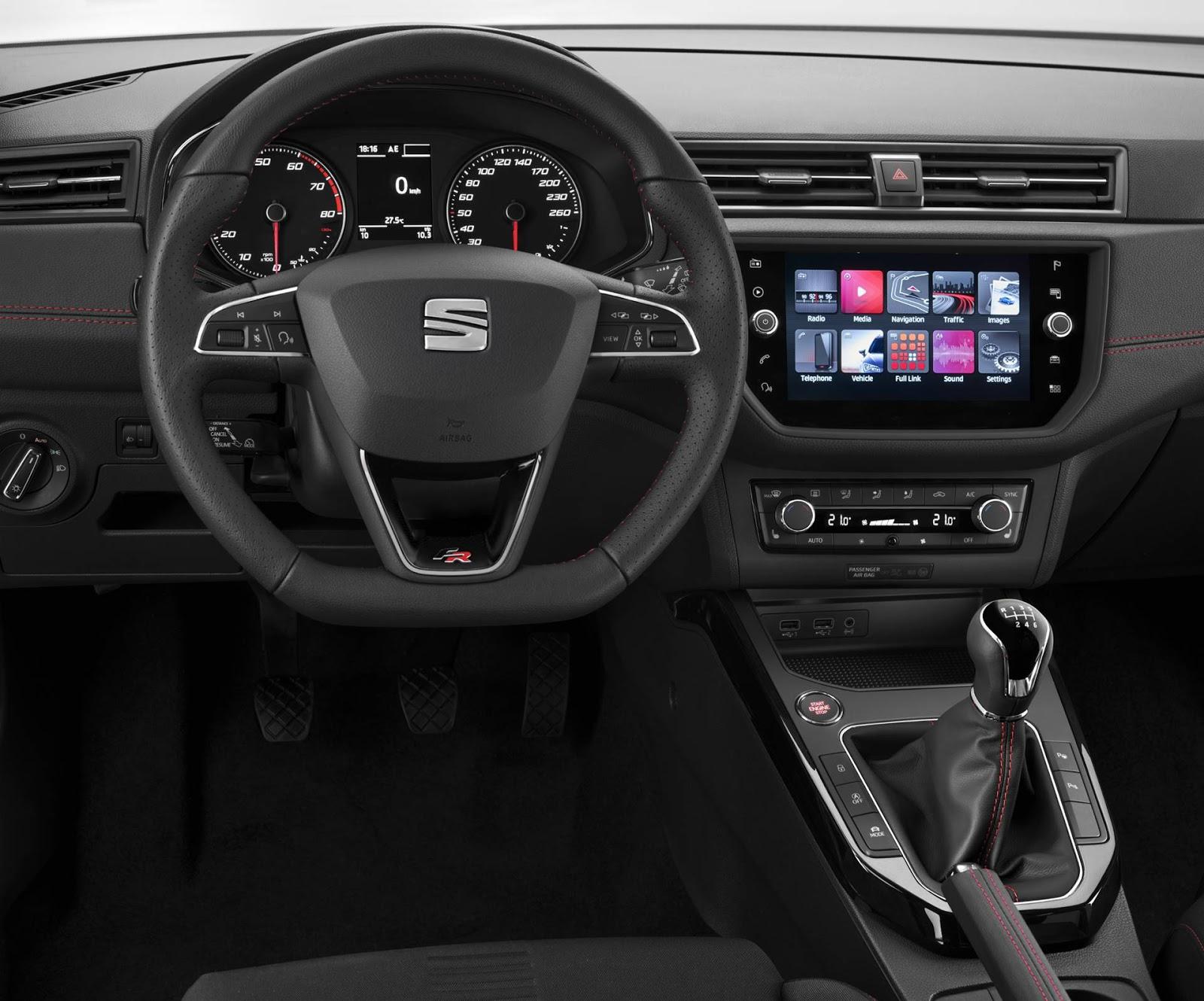 Seat Arona: detalhes do SUV compacto do Grupo VW - vídeo ...