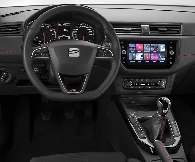 Novo Seat Arona / VW T-Cross 2018