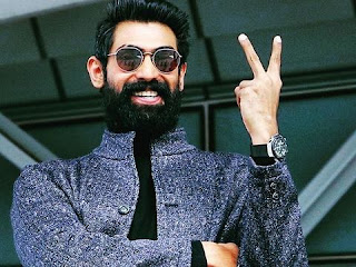 rana daggubati biography | राना दग्गुबाटि