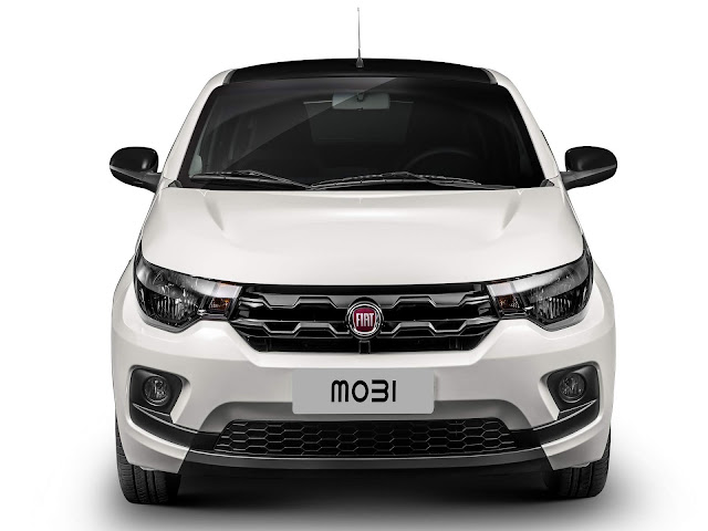 Fiat Mobi VeloCITY