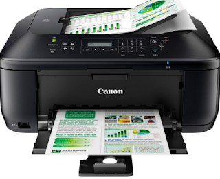 Canon Pixma MX455 Review and Driver Download
