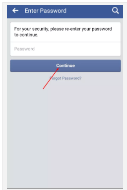 Method of Deactivate Facebook Account
