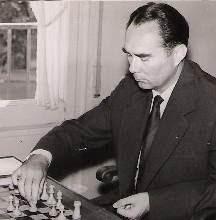El ajedrecista Alberic O'Kelly