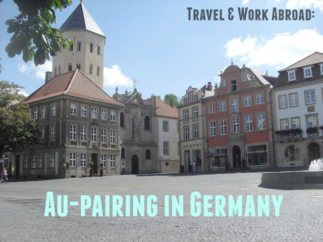 Work & Travel Abroad My experience as an Au-pair in Germany