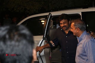 Chiranjeevi Stills at Gemini TV Puraskaralu Event  0033.JPG