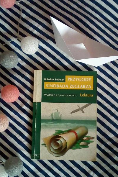 Bolesław Leśmian - Przygody Sindbada Żeglarza (recenzja)