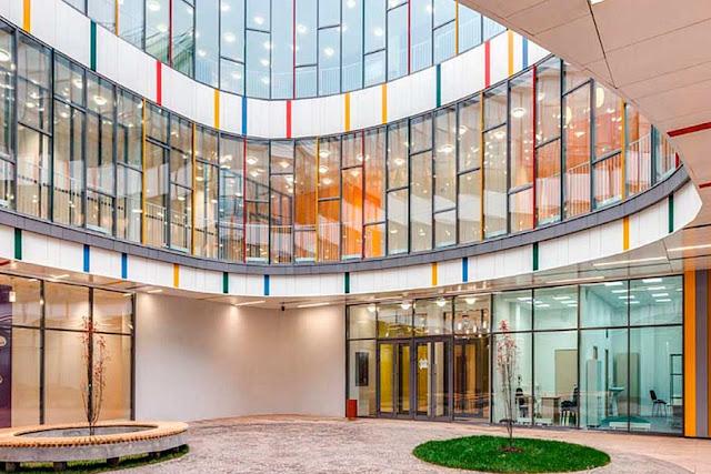 Новая школа в Сергиевом Посаде, возможно, станет образцом архитектуры