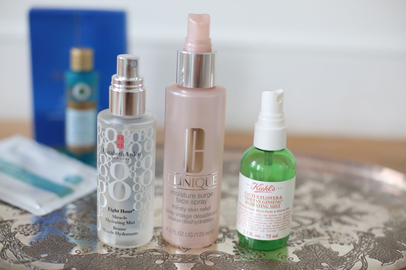 hydrating face sprays