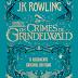 Vencedor do Passatempo: Monstros Fantásticos: Os Crimes de Grindelwald