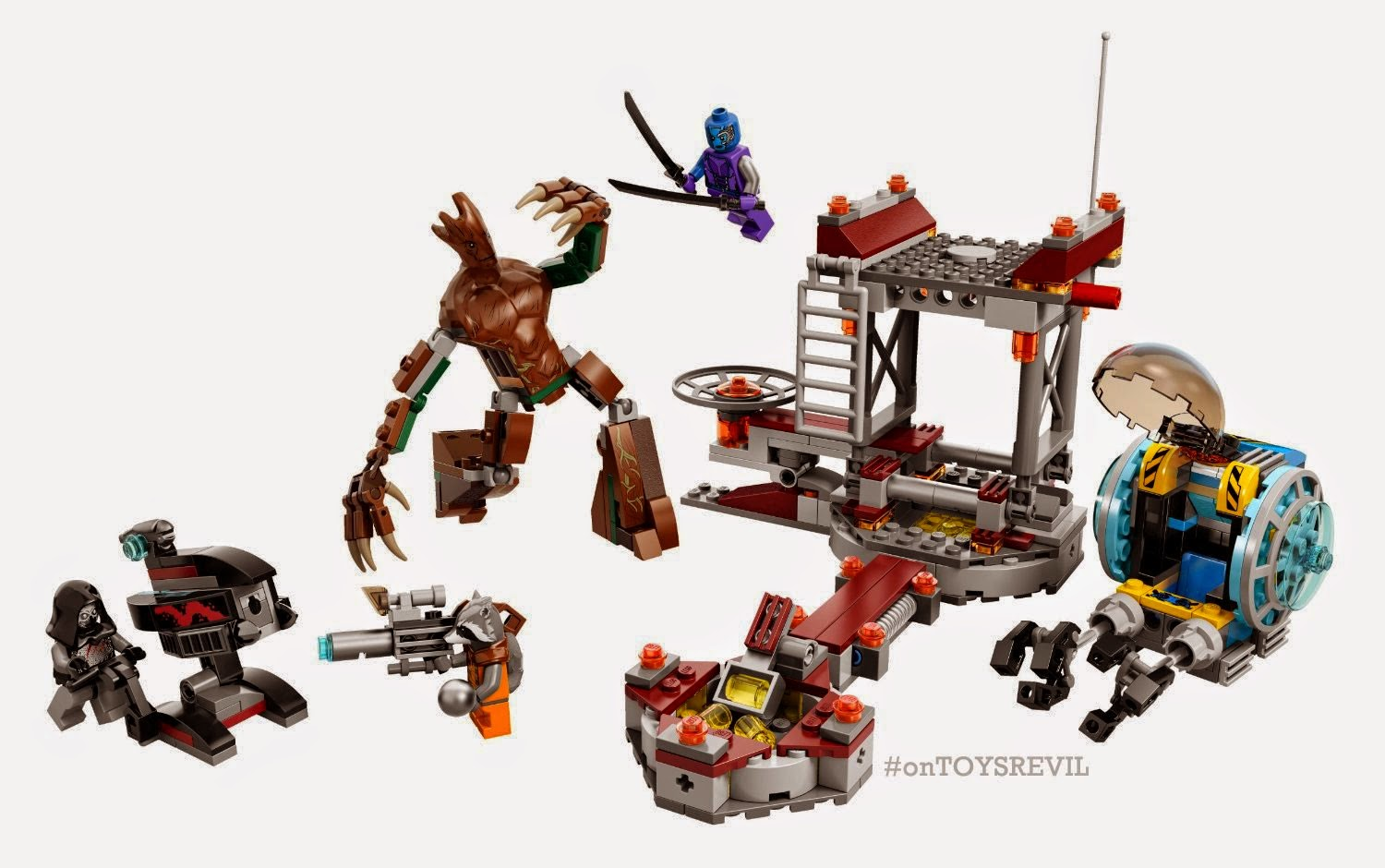 LEGOs® Brasil: LEGO Marvel Guardians of The Galaxy ...