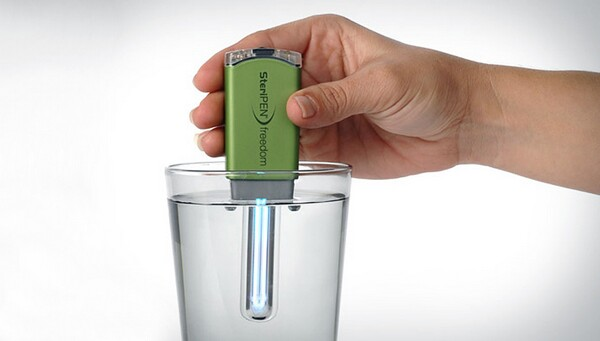 Freedom A Handy Water Sterilizer By Steripen