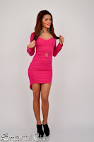 Rochie Chanttal Energy Pink (Chanttal)