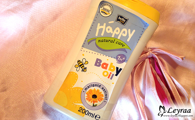 Olejek Bella Baby Happy Natural Care Baby Oil