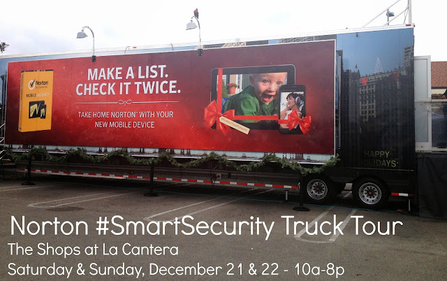 Learn about Mobile Security at the Norton #SmartSecurity Truck Tour #shop #cbias