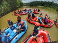 tempat rafting di bogor